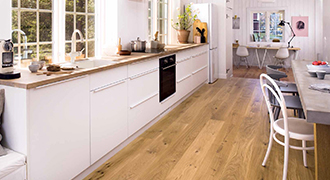Exeter flooring wood