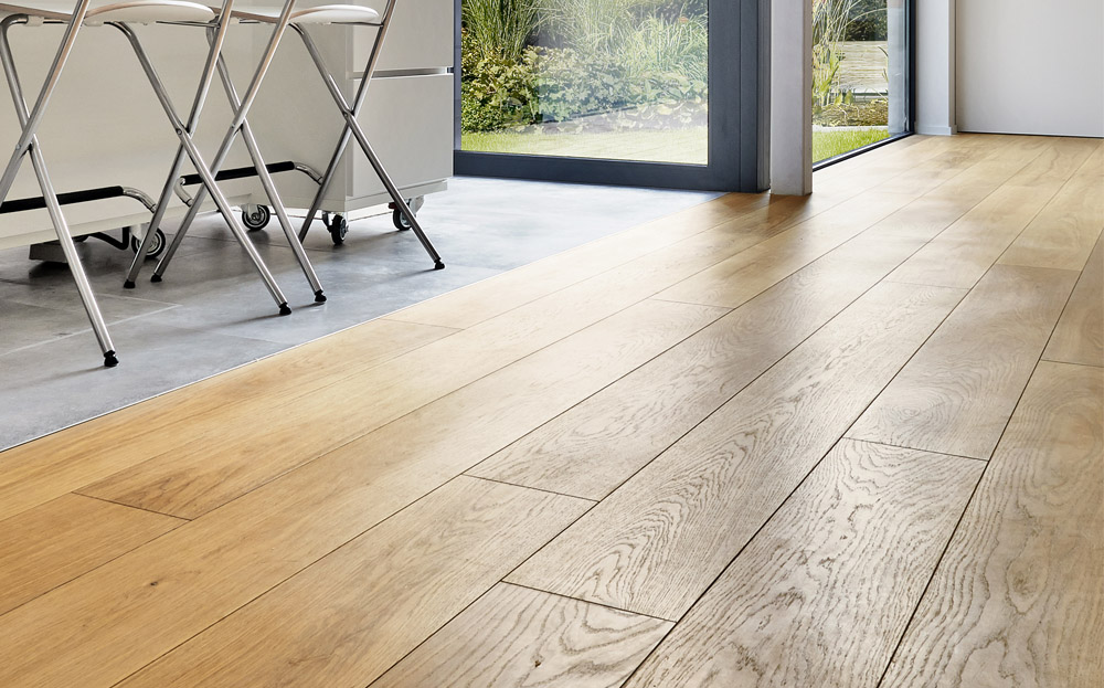 Wood Flooring Devon